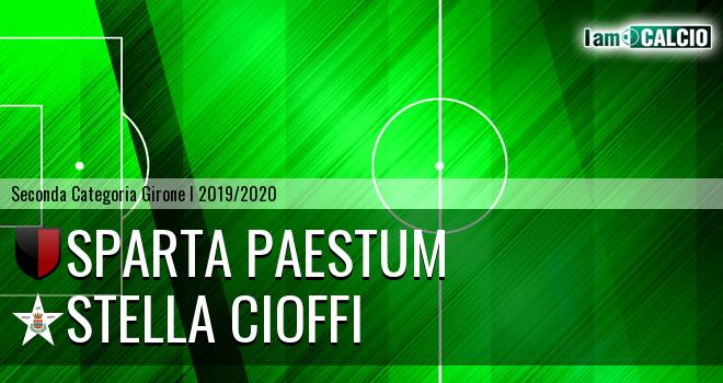 Sparta Paestum - Stella Cioffi