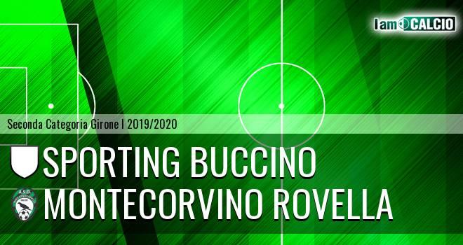 Sporting Buccino - Montecorvino Rovella