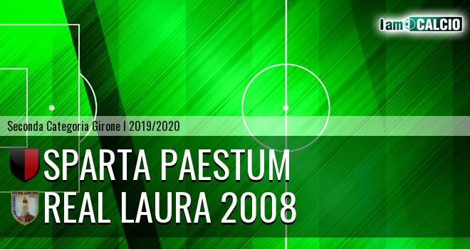 Sparta Paestum - Real Laura 2008