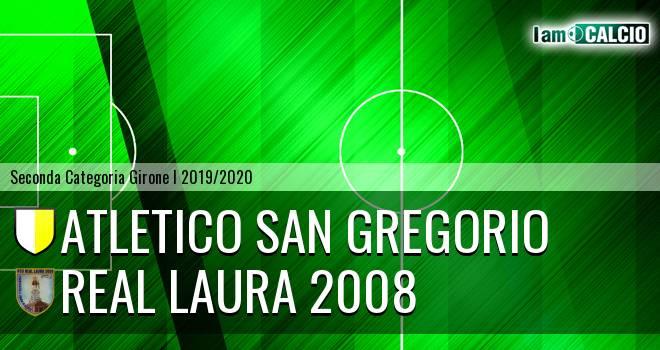 Atletico San Gregorio - Real Laura 2008