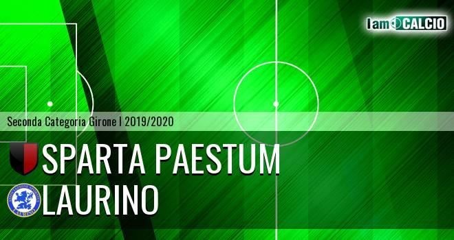 Sparta Paestum - Laurino