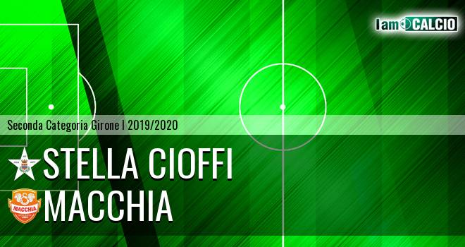 Stella Cioffi - Macchia