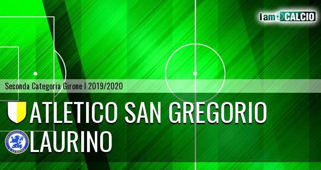 Atletico San Gregorio - Laurino