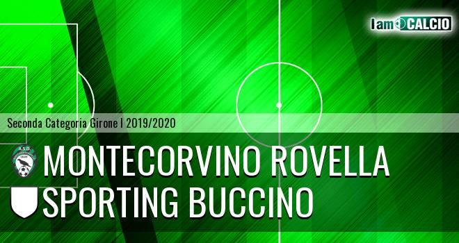 Montecorvino Rovella - Sporting Buccino