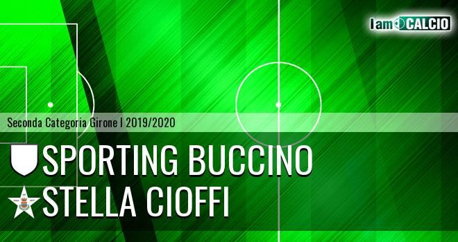 Sporting Buccino - Stella Cioffi