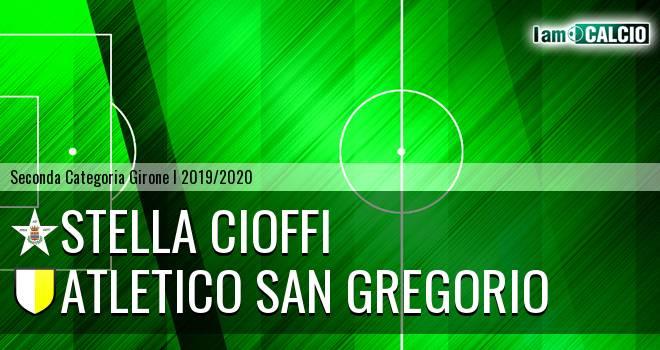 Stella Cioffi - Atletico San Gregorio