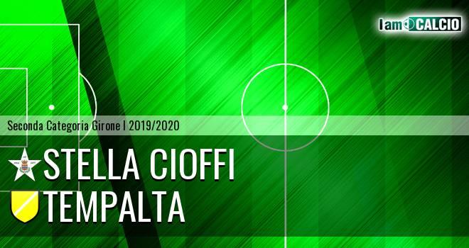 Stella Cioffi - Tempalta