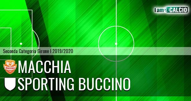 Macchia - Sporting Buccino