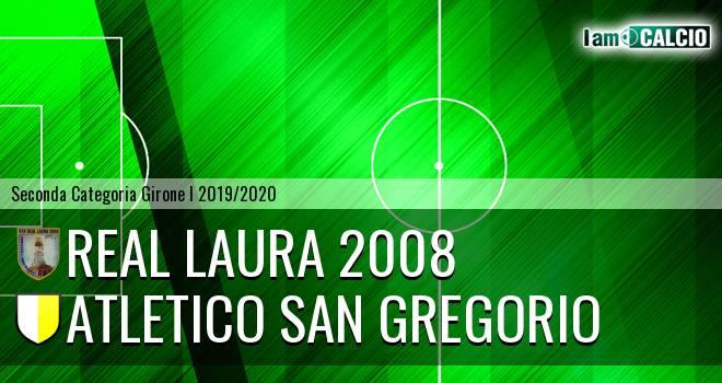 Real Laura 2008 - Atletico San Gregorio