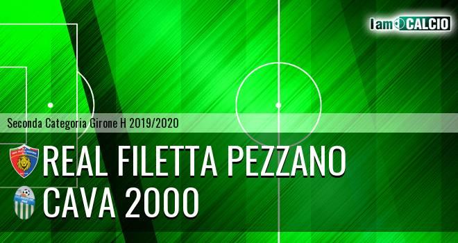 Real Filetta Pezzano - Cava 2000