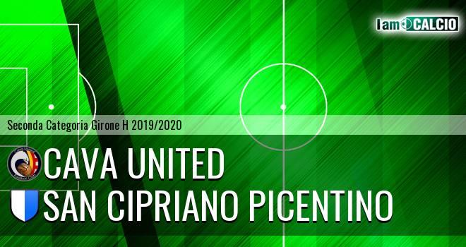 Cava United - San Cipriano picentino