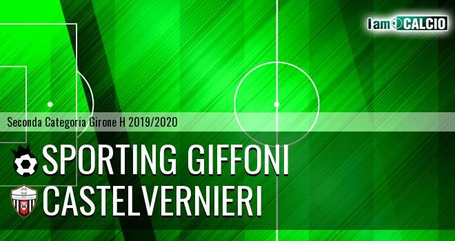Sporting Giffoni - Castelvernieri