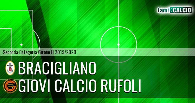 Bracigliano - Giovi Calcio Rufoli