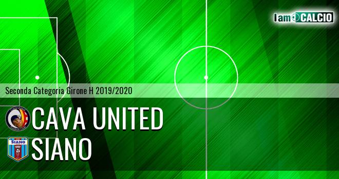 Cava United - Siano