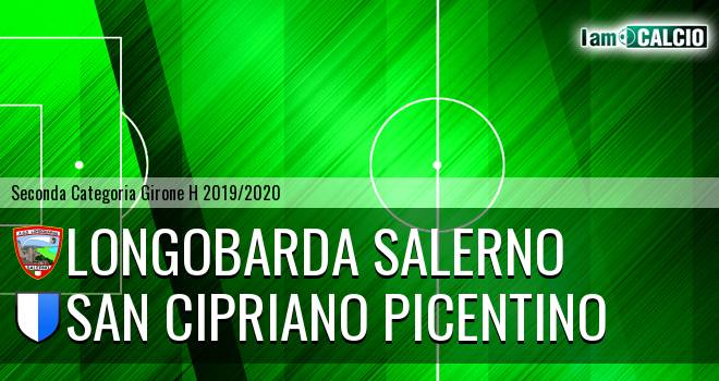 Longobarda Salerno - San Cipriano picentino