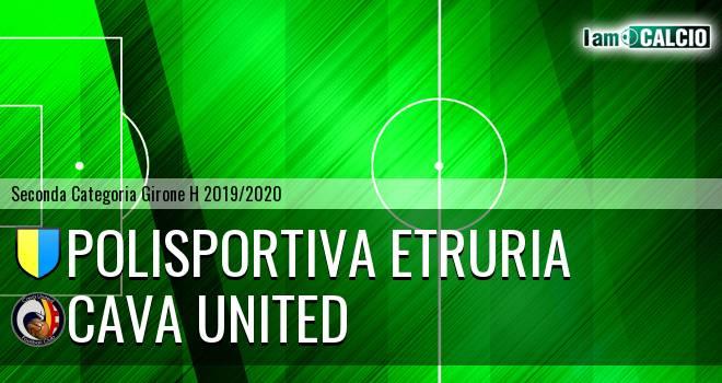 Polisportiva Etruria - Cava United