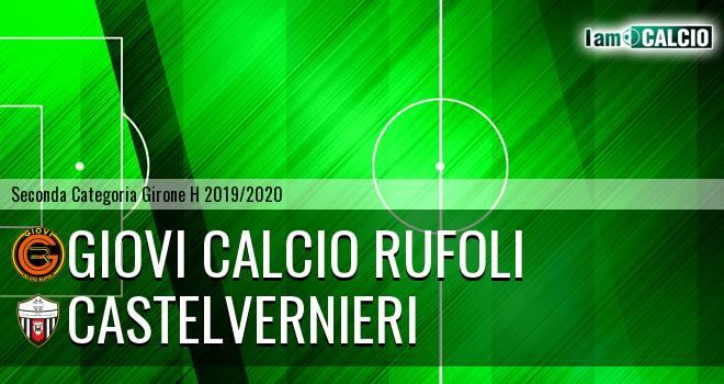 Giovi Calcio Rufoli - Castelvernieri