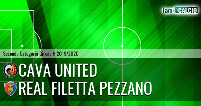 Cava United - Real Filetta Pezzano