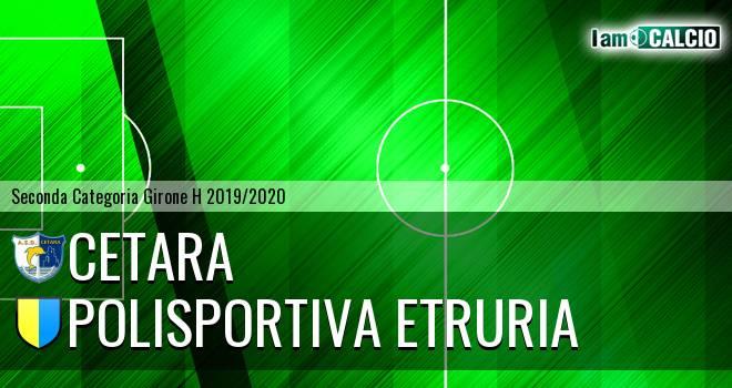 Cetara - Polisportiva Etruria