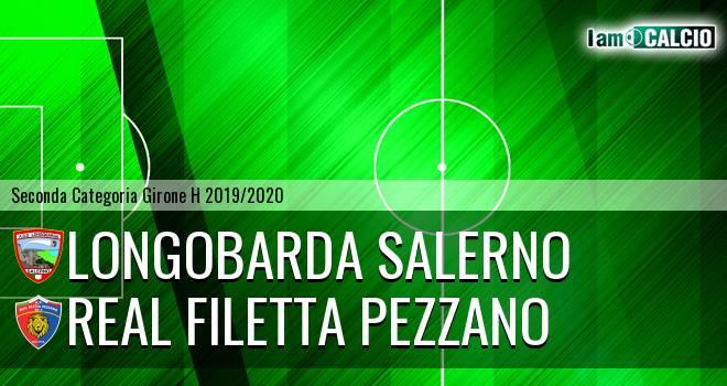 Longobarda Salerno - Real Filetta Pezzano