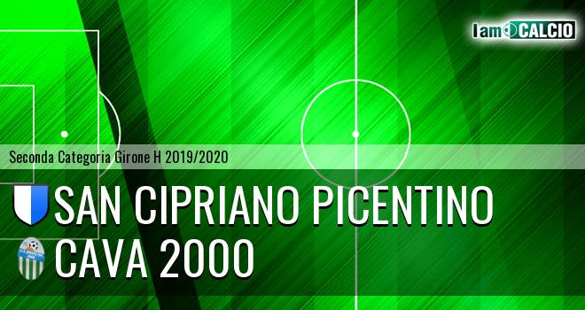San Cipriano picentino - Cava 2000