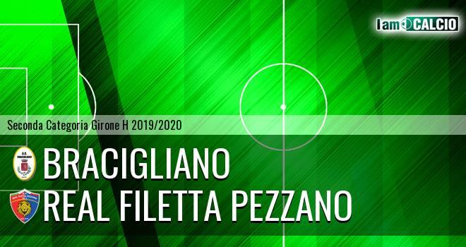 Bracigliano - Real Filetta Pezzano