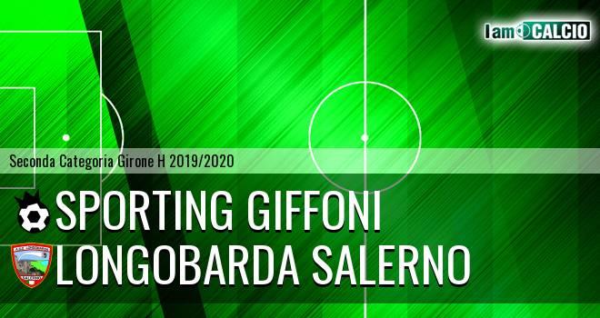 Sporting Giffoni - Longobarda Salerno