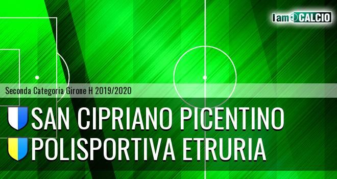 San Cipriano picentino - Polisportiva Etruria