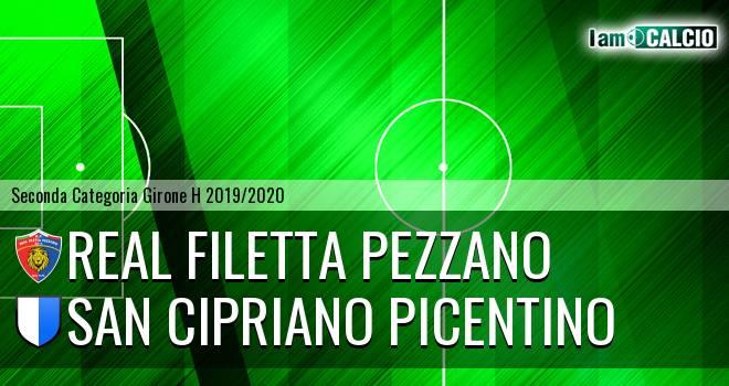 Real Filetta Pezzano - San Cipriano picentino