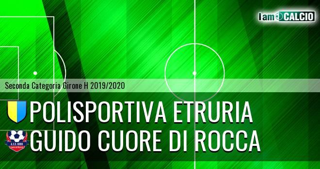 Polisportiva Etruria - Guido Cuore Di Rocca