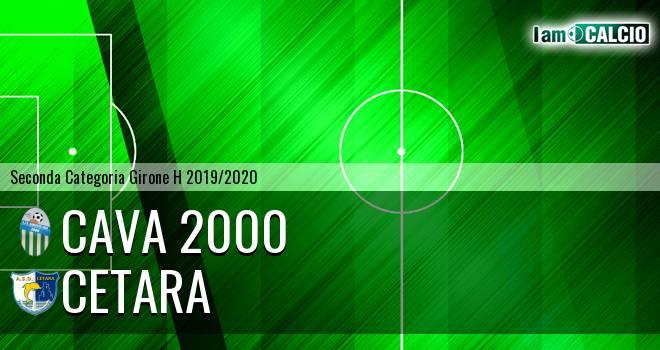 Cava 2000 - Cetara