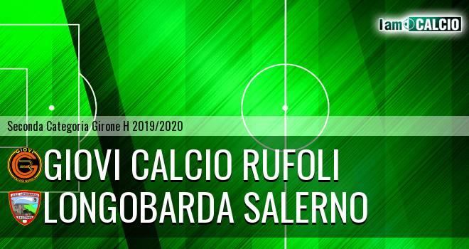 Giovi Calcio Rufoli - Longobarda Salerno