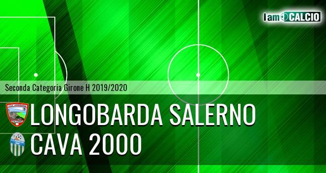 Longobarda Salerno - Cava 2000