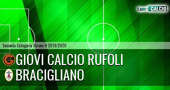 Giovi Calcio Rufoli - Bracigliano