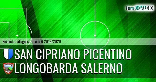 San Cipriano picentino - Longobarda Salerno