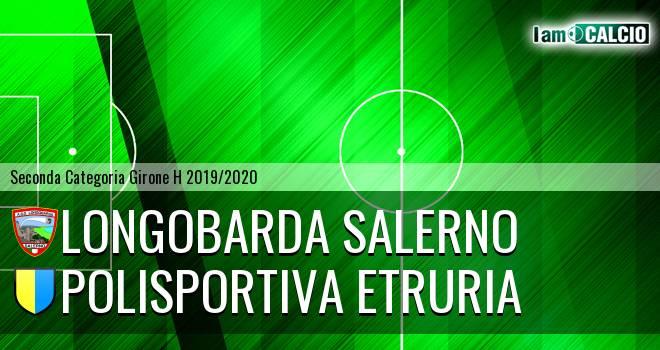Longobarda Salerno - Polisportiva Etruria
