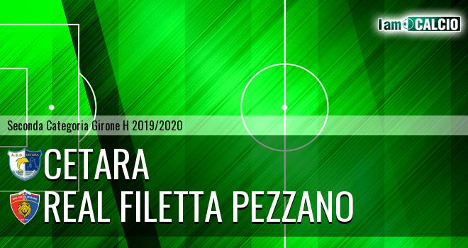 Cetara - Real Filetta Pezzano