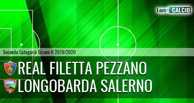 Real Filetta Pezzano - Longobarda Salerno