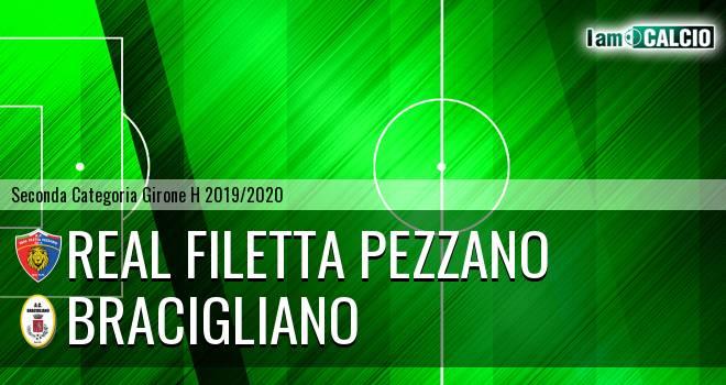 Real Filetta Pezzano - Bracigliano