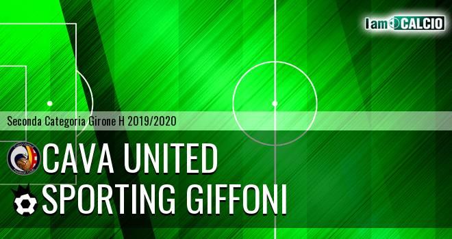 Cava United - Sporting Giffoni