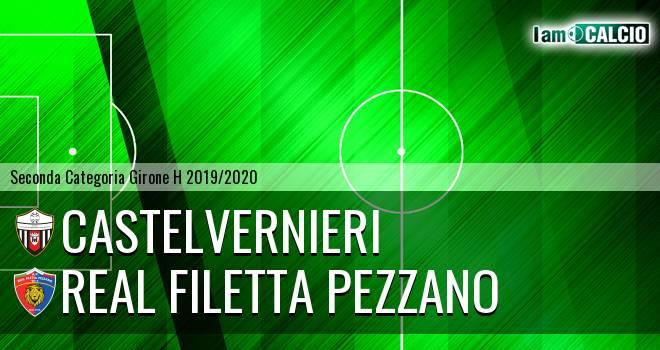 Castelvernieri - Real Filetta Pezzano