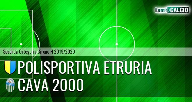 Polisportiva Etruria - Cava 2000