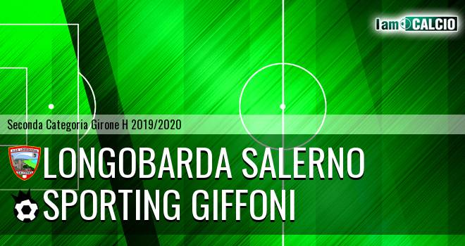 Longobarda Salerno - Sporting Giffoni