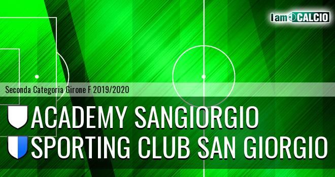 Academy Sangiorgio - Sporting Club San Giorgio