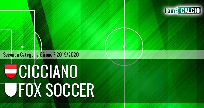 Cicciano - Fox Soccer
