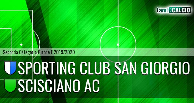 Sporting Club San Giorgio - Scisciano AC