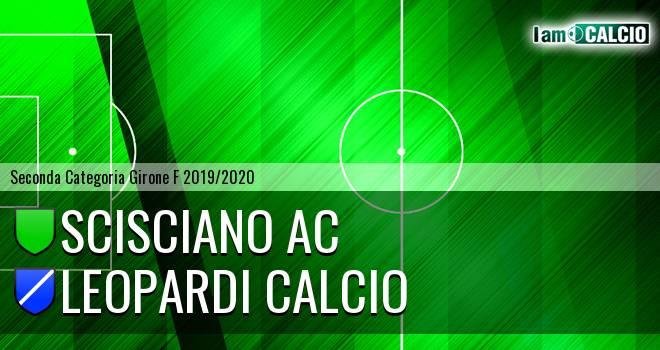 Scisciano AC - Leopardi Calcio