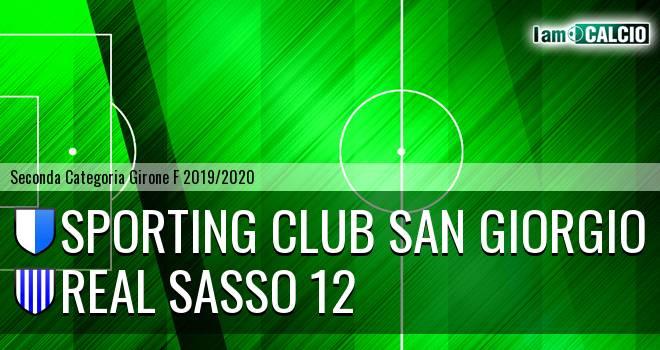 Sporting Club San Giorgio - Real Sasso 12