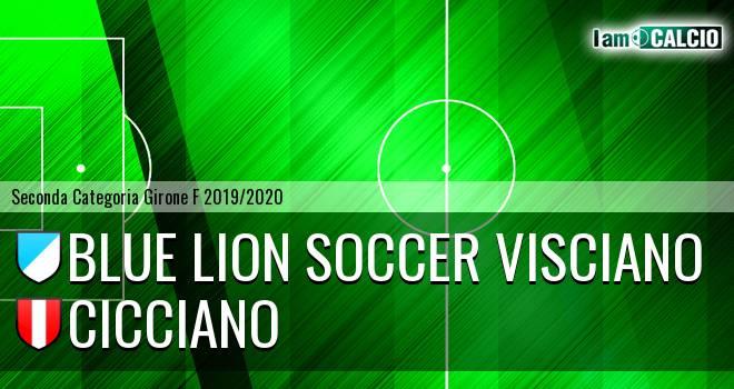 Blue Lion Soccer Visciano - Cicciano