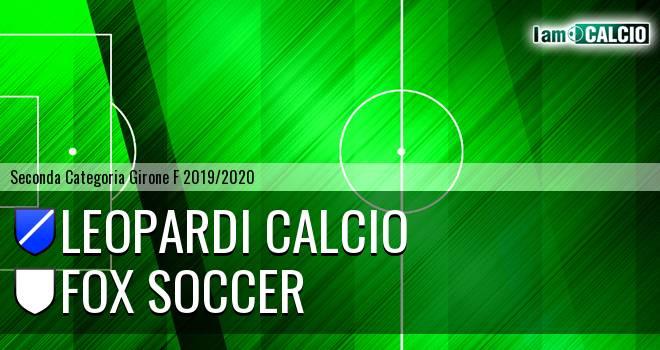 Leopardi Calcio - Fox Soccer